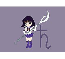 Chibi Sailor Saturn Photographic Print
