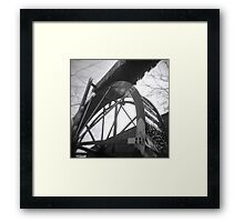 Ole Spencer Mill two Framed Print