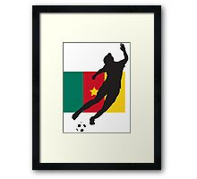 Cameroon - WWC Framed Print
