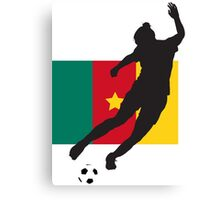Cameroon - WWC Canvas Print