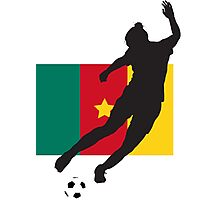 Cameroon - WWC Photographic Print