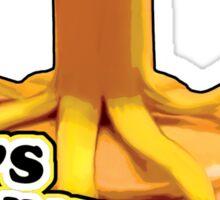 It's Nannerpus!!! Sticker