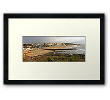 morning view Framed Print