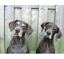 Pointer Sisters Photographic Print