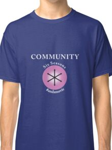 Community: Six Seasons #andamovie Classic T-Shirt