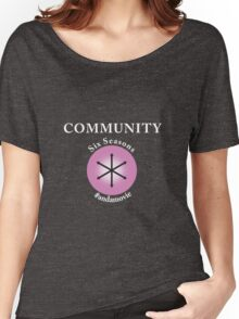 Community: Six Seasons #andamovie Women's Relaxed Fit T-Shirt