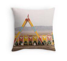 Charyn Canyon, Kazakhstan Throw Pillow