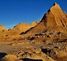 Sandy Peaks by birdw0rks