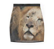 The Mane Man - King of the Jungle Mini Skirt