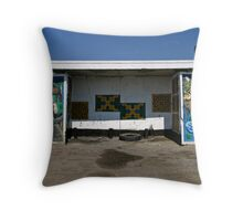 Taldy Korgan, Kazakhstan Throw Pillow