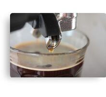 Espresso! Canvas Print