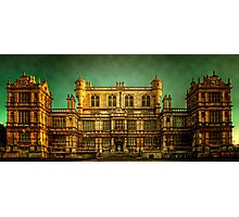 Wollaton Hall, Wollaton Park, Nottingham Photographic Print