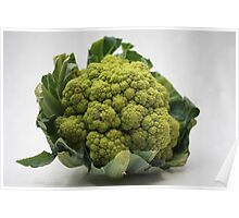 Never underestimate the power of a cauliflower, part II Poster
