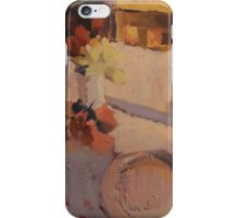 A Place Is Set iPhone Case/Skin