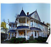 Northcutt House, Longview, Texas Poster