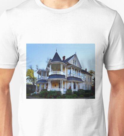 Northcutt House, Longview, Texas Unisex T-Shirt