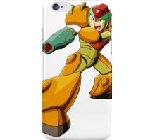 Mega Man X Varia Suit iPhone Case/Skin