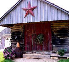 Rustic Cabin by Hope Ledebur