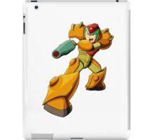 Mega Man X Varia Suit iPad Case/Skin