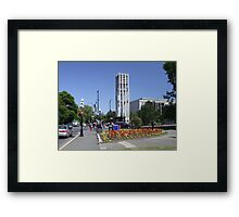 The Singing Tower Framed Print