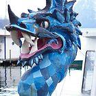 Dragon by Frederic Chastagnol