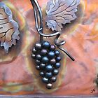 Grape Cluster on Copper by jerry2