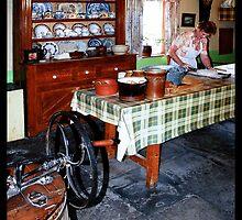 Baking Bread by John Walsh, IRELAND