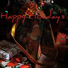 Happy Holiday! (Card)  by Jeff stroud