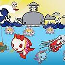 mikoto's WaterWorld by mikoto