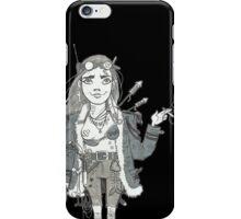 Emma: Wasteland Wanderer iPhone Case/Skin