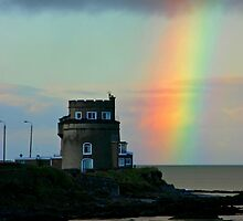 Rainbow Martello by Martina Fagan