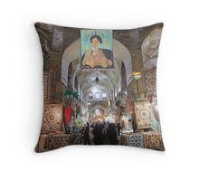 Esfahan, Iran Throw Pillow