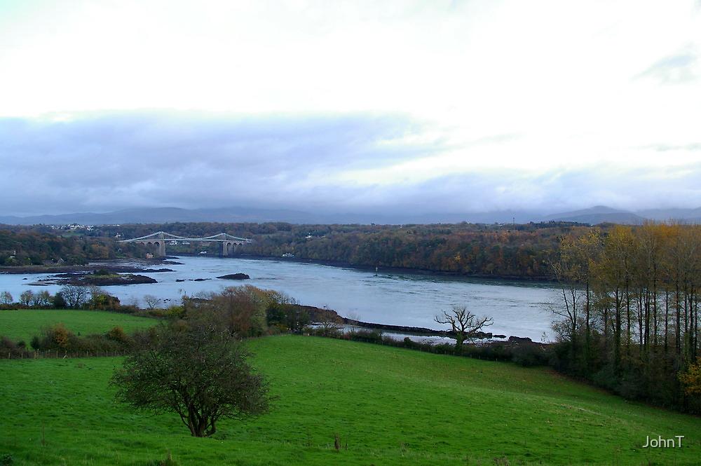 Menai Bridge 2 by JohnT