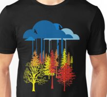 Acid Rain Forest Unisex T-Shirt