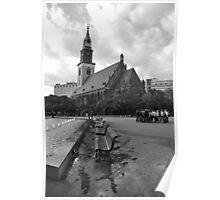 St Marien Kirche Poster