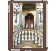 A Door into California History iPad Case/Skin