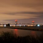 Throgs Neck Bridge by QuietStorm