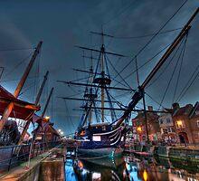 HMS Trincomalee by WhartonWizard