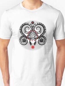 Mystical Sun Stars & Serpent T-Shirt