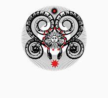 Mystical Sun Stars & Serpent Unisex T-Shirt