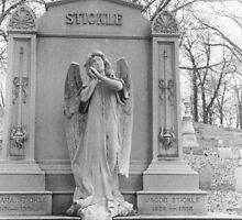 Stickle Angel by HKBlack