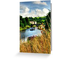 The  Totnes Plains Greeting Card