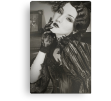 30s Glam II Canvas Print