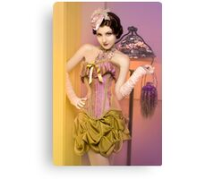 30s Glam III Canvas Print