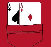 Pocket Aces by mahoke