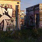 Graffiti 1 by Steven Carpinter