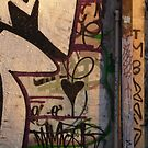 Graffiti 2 by Steven Carpinter