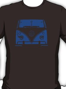 Blue VW Kombi T-Shirt