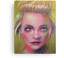 Mirror at 3AM Canvas Print