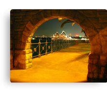 Gateway to Oz Canvas Print